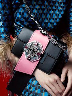 6b16d6e96e814f Prada Plex Ribbon Prada Handbags, Prada Purses, Prada Bag, Best Handbags,  Handbags