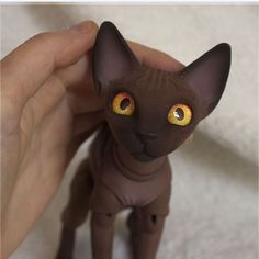 Sphynx Cat BJD