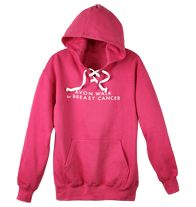 Show your support for Breast Cancer with an Avon Walk Pink Hoodie. Warm and cozy! This bright pink hoodie will keep you warm and it's generous sizing makes it super comfortable