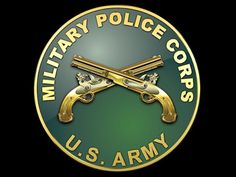 U.S. Army Military Police Officer