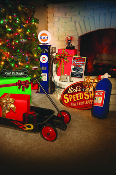 Here are a few holiday gift ideas for the auto lover in your life! Lowrider Wagon Gas Pump Replica Metal Signs and more! Motorcycle Gifts, Man Cave Gifts, Summit Racing, Gas Pumps, Lowrider, Drag Racing, Metal Signs, Holiday Gifts, Lovers