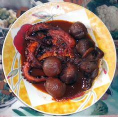 Shogun's Kitchen: ΧΤΑΠΟΔΙ ΣΤΙΦΑΔΟ ΣΤΗ ΓΑΣΤΡΑ Mediterranean Recipes, Pork, Beef, Kale Stir Fry, Meat, Pork Chops, Steak