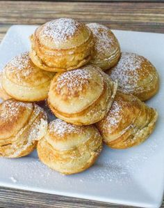 """11 Scandinavian Comfort Food Recipes to Help You Get """"Hygge"""" - - You've spent all winter embracing the 'hygge' life. But you haven't truly achieved it until you try these 11 Scandinavian comfort food recipes. Aebleskiver Recipe, Recipe For Ebelskivers, Scandinavian Desserts, Viking Food, Pasta Recipes, Cooking Recipes, Cooking Tips, Breakfast Recipes, Dessert Recipes"""