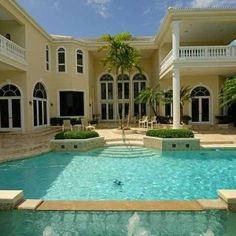Jupiter pool home