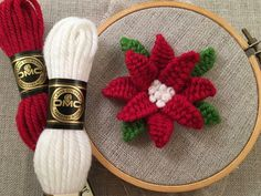 MooshieStitch Monday: Woven Picot Stitch with Wool   feeling stitchy   Bloglovin'