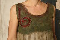 Scamiciato reversibile in chiffon di seta e lana merino. Giacca (senza cuciture) reversibile in organza di seta e lana merino.            ...