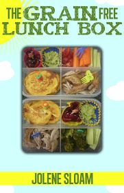 Yummy Inspirations: The Grain Free Lunch Box - Book Launch