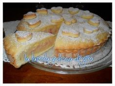 torta sfogliatella gustosa profumatissima