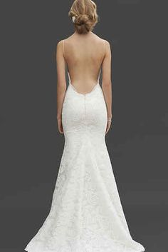 39 Wedding Dresses With Stunning Back Details You'll Swoon Over