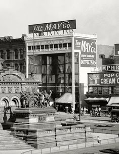 Cleveland May Co. Downtown Cleveland, Cleveland Rocks, Cincinnati, Akron Ohio, Columbus Ohio, Abandoned Castles, Abandoned Mansions, Abandoned Places, The Buckeye State
