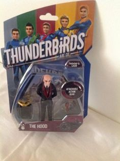 #Thunderbirds #action #figure the hood,  View more on the LINK: http://www.zeppy.io/product/gb/2/182424912523/