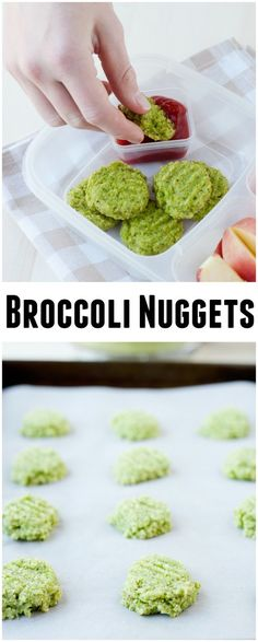 Are you looking for ways to make broccoli more appealing? This broccoli nuggets recipe is easy to make and kids love the broccoli cheddar combo!