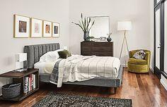 Otis Swivel Chair - - Modern Living Room Furniture - Room & Board Furniture, Modern Room, Adjustable Beds, Bed Frame Mattress, Modern Bedroom Furniture, Bedroom Furniture, Ottoman In Living Room, Bed, Upholstered Beds