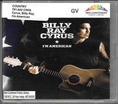 I'm American by Billy Ray Cyrus (CD, Jun-2011, Buena Vista) #ContemporaryCountry