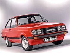 Buyer's guide Ford Escort Buyer's guide to Ford's rear-drive all-rounder. Increasing rarity has made the once-ubiquitous Escort a highly sought-a. Retro Cars, Vintage Cars, Ford Rs, Automobile, Gas Monkey Garage, Bmw 2002, Ford Classic Cars, Old Fords, Classic Motors