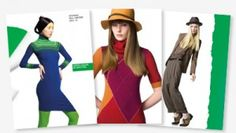 Benetton Fall/Winter 2012 Woman catalogue