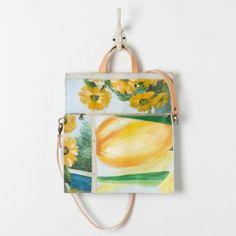 Terrain Plumage Vintage Painting Bag  #shopterrain