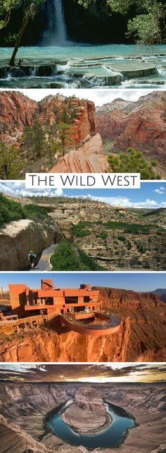 A Western Road Trip