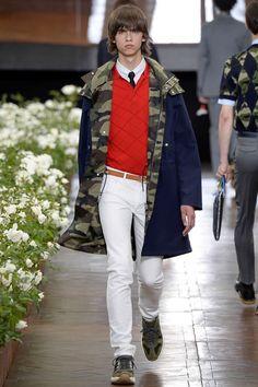 Dior Homme, Look #16