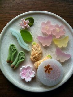 Assorted Wagashi #和菓子