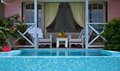 Most romantic of Antigua hotels and resorts-relaxing Antigua vacations at Coco Bay, West Indies