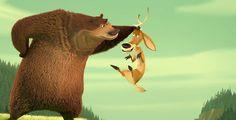 """""""Jagdfieber"""" - Kino-Tipp – Mit """"Jagdfieber"""" kommt ein weiterer animierter Tier-Trickfilm in unsere Kinos."""