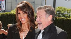 Robin Williams 3rd Wife | Robin Williams Wife Susan Schneider Age Robin williams weds for third