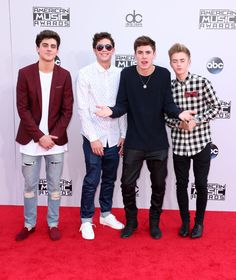 Jack And Jack American Music Awards '14 - http://oceanup.com/2014/11/24/jack-and-jack-american-music-awards-14/
