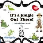 Its A Jungle Out There covers the characteristics of Mammals, Birds, Fish, Amphibians and Reptiles. There are 6 posters with characteristics and ...