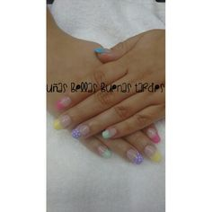 Nails colores