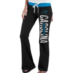 '47 Women's Carolina Panthers Power Stretch Black Pants | DICK'S Sporting Goods