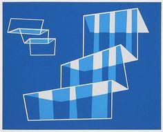 Portfolio I : Folder 1 Right by Josef Albers