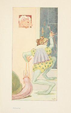 L. Leslie Brooke, Nursery rhymes v2 (1916)