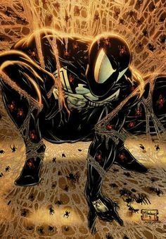 Spiderman by Todd McFarlane. Best drawn Spiderman yet. Comic Book Characters, Comic Book Heroes, Marvel Characters, Comic Books Art, Hq Marvel, Marvel Comics Art, Marvel Heroes, Captain Marvel, All Spiderman