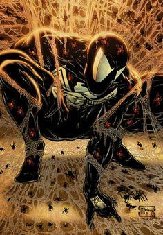 Blacksuit Spidey