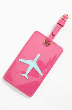 Lolo 'Airplane' Luggage Tag | Nordstrom