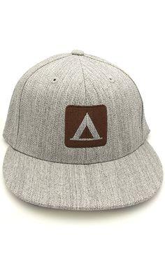 Men's/Unisex Hat - Campsite- FlexFit Hat - Fitted & Snapback Options Available Best Price