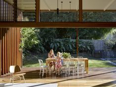 An Eco-friendly Addition Reinterprets a Classic Queenslander