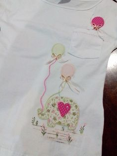 camiseta Sarah by Alessandra