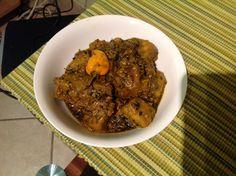 Porridge Yams