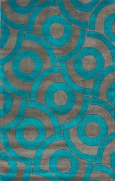 Rugs Usa Satara Janson Blue Rain Rug