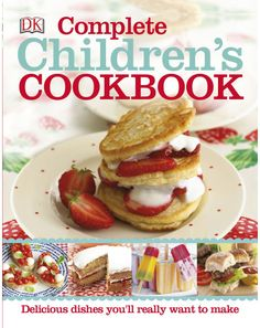 Buy Complete Children's Cookbook by DK at Mighty Ape NZ. Learn how to cook your way through the day with this children's cookbook filled with more than 150 delicious dishes and mouth-watering recipes. Fish Cakes Recipe, Cake Recipes, Drink Recipes, It Pdf, Vegetarian Cookbook, Cooking With Kids, Soup And Salad, Main Meals, Tasty Dishes