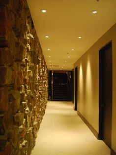 Hall Stone Walls Design, Pictures, Remodel, Decor and Ideas - page 5