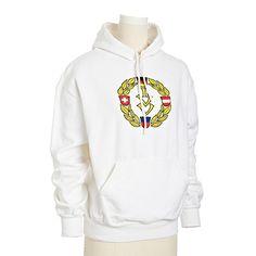 Kangaroo Crest Sweatshirt, $49