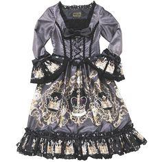 Robe dEllzabeth(エリザベスのドレス) KERA SHOP[ケラ!ショップ] ❤ liked on Polyvore featuring dresses, lolita and op