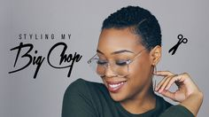 STYLING MY NEW BIG CHOP | HOW TO SLAY YOUR TWA | 4C HAIR [Video] - https://blackhairinformation.com/video-gallery/styling-new-big-chop-slay-twa-%f0%9f%92%87%f0%9f%8f%be-4c-hair-video/