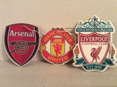 Football car #vehical air #fresheners - liverpool fc #arsenal manchester united,  View more on the LINK: 	http://www.zeppy.io/product/gb/2/222334548740/