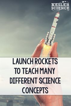 Last week we took all of our science classes outside to the baseball field to launch rockets. This is an activity that we've done the last few years and the kids absolutely love it. Science Classroom, Teaching Science, Science Activities, Stem Science, Science Resources, Science Ideas, Physical Science, Science Experiments, Classroom Ideas