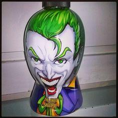 #joulupukki  on ollut #kilttinä  #Joker #Jokeri  #shampoo #Batmanmerchandise ❤ #yule2015 #yulegift