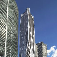 Zaha Hadid 1st Residential Skyscraper in the Western Hemisphere